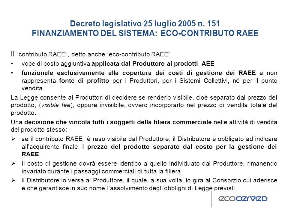 Decreto legislativo 25 luglio 2005 n
