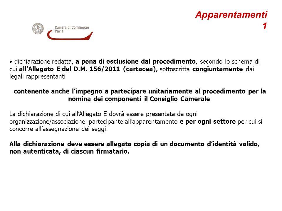 Apparentamenti 1