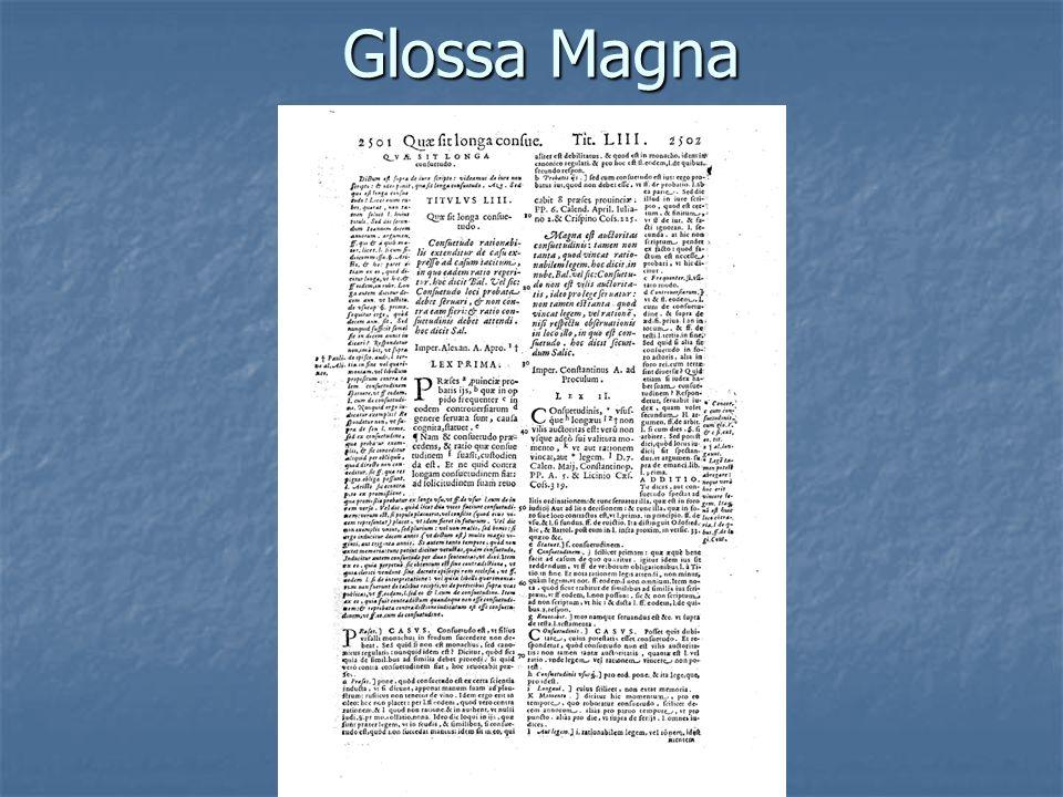 Glossa Magna