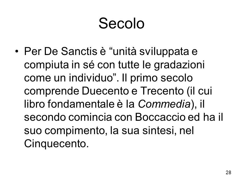 Secolo