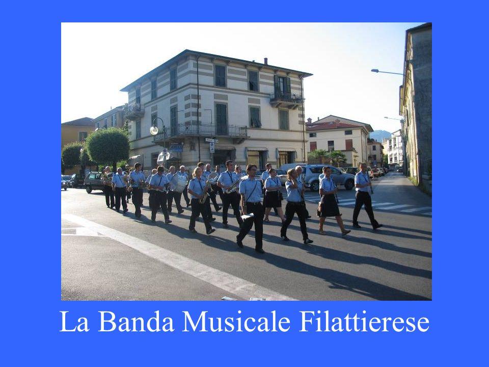 La Banda Musicale Filattierese