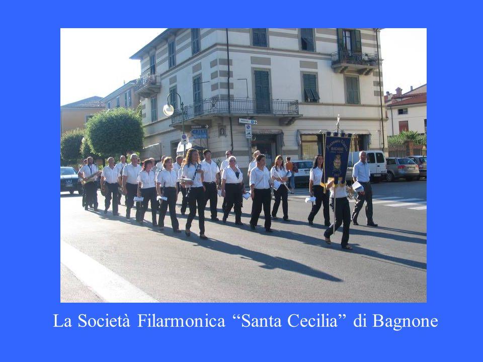La Società Filarmonica Santa Cecilia di Bagnone