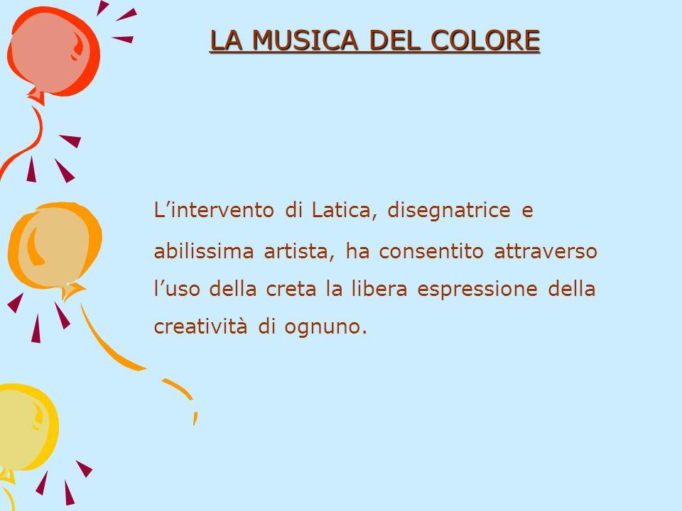 LA MUSICA DEL COLORE