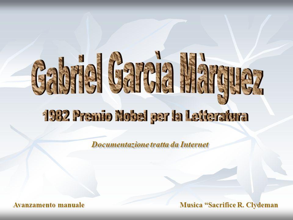 Gabriel Garcìa Màrguez