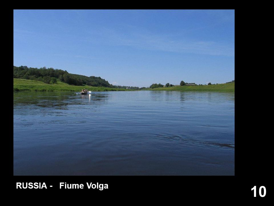 RUSSIA - Fiume Volga 10