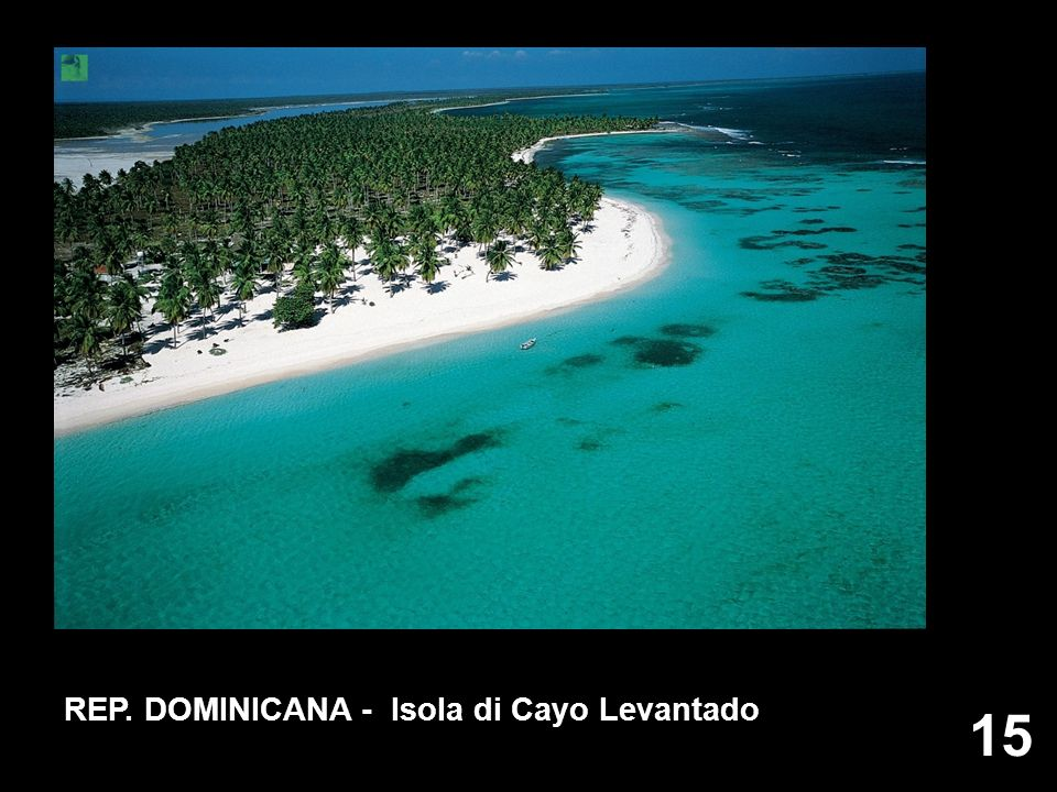 REP. DOMINICANA - Isola di Cayo Levantado