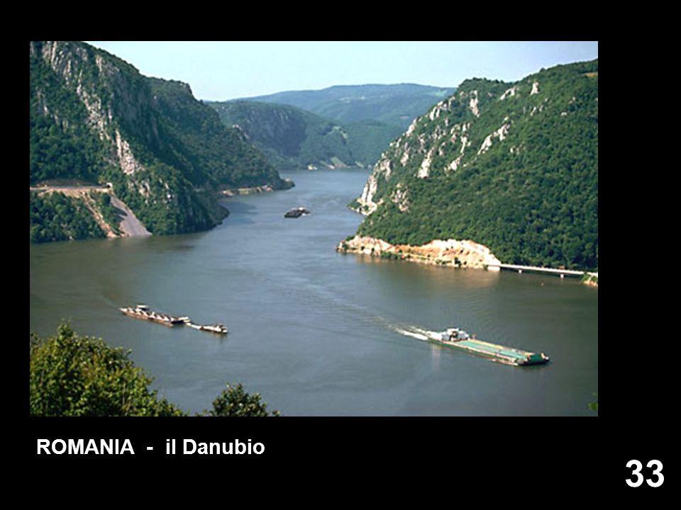 ROMANIA - il Danubio 33