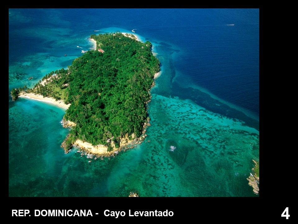 4 REP. DOMINICANA - Cayo Levantado
