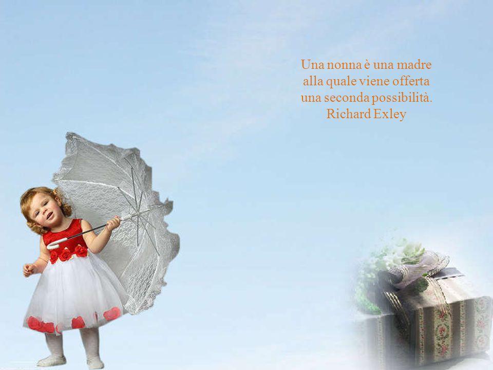 alla quale viene offerta una seconda possibilità. Richard Exley