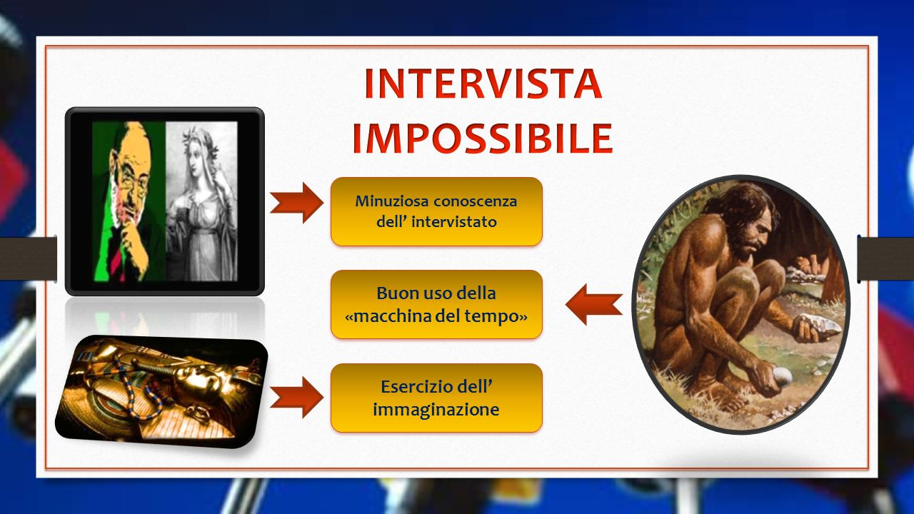 INTERVISTA IMPOSSIBILE