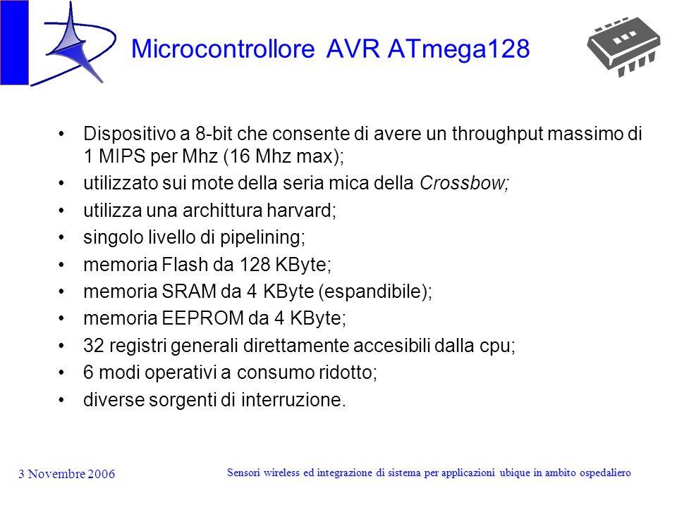 Microcontrollore AVR ATmega128