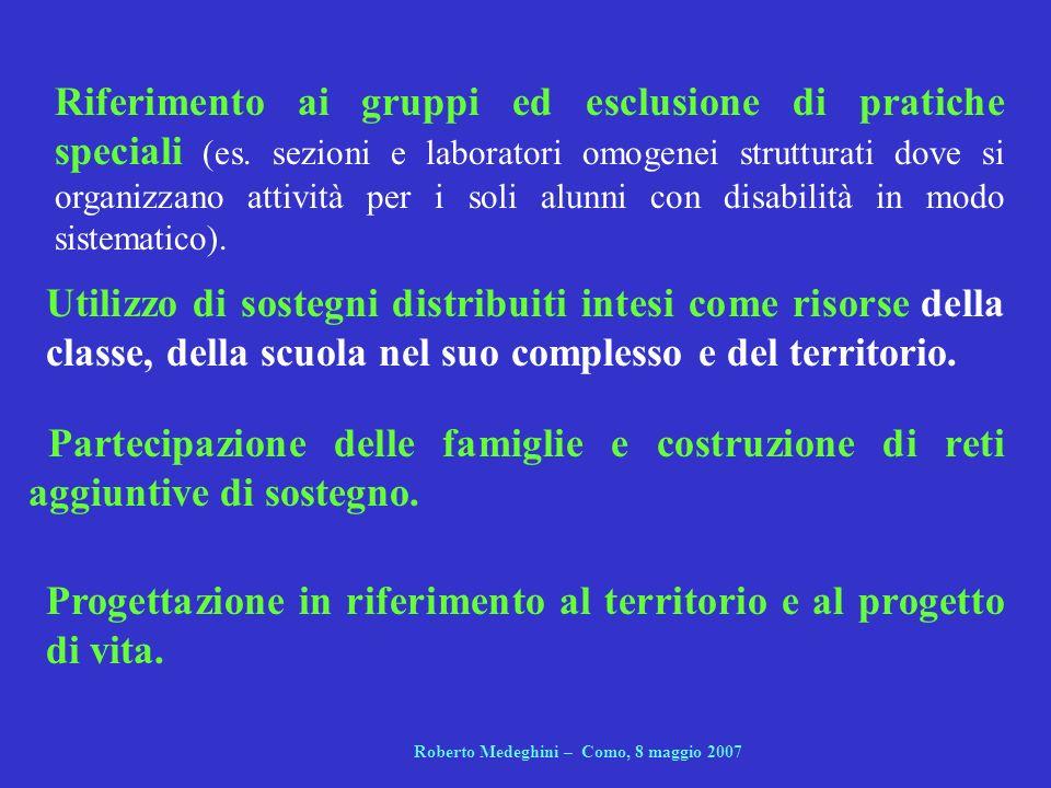Roberto Medeghini – Como, 8 maggio 2007