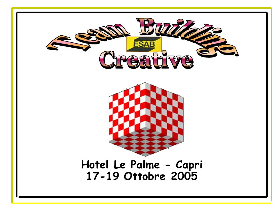 Hotel Le Palme - Capri 17-19 Ottobre 2005