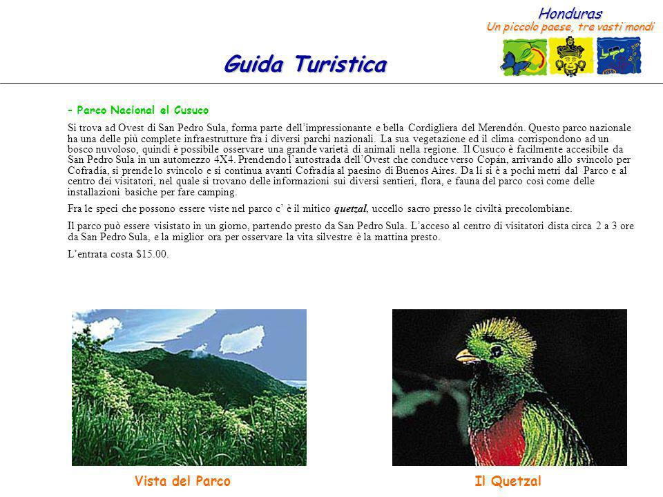 Vista del Parco Il Quetzal