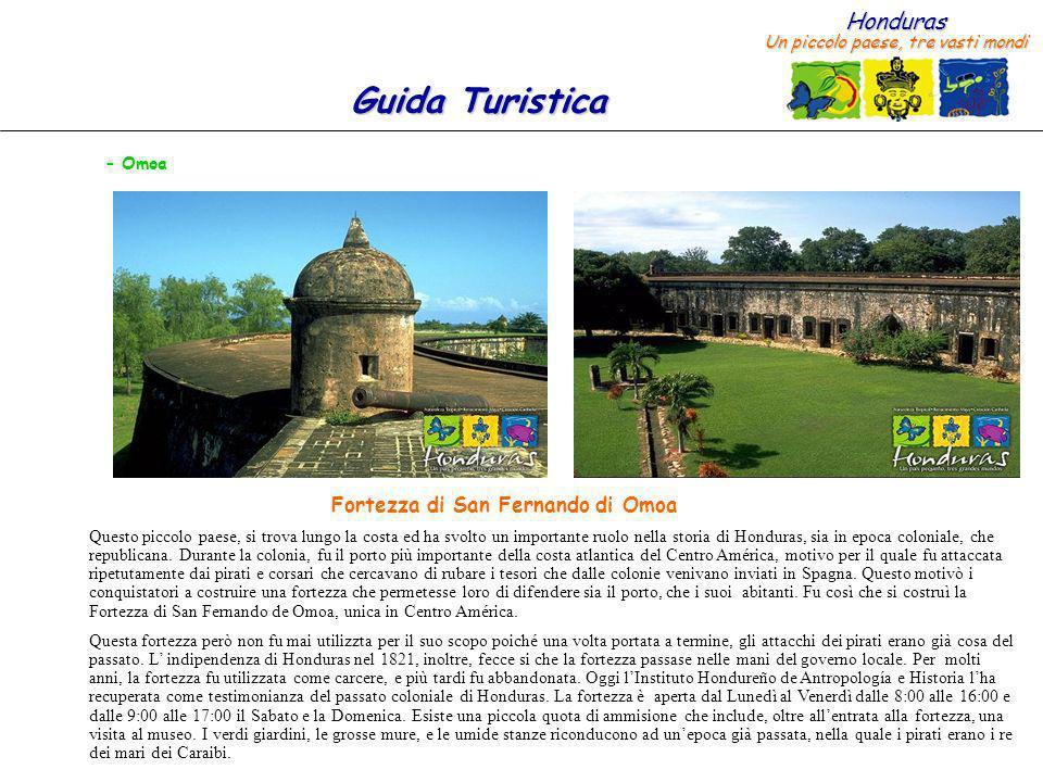 Fortezza di San Fernando di Omoa