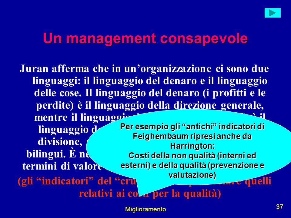 Un management consapevole