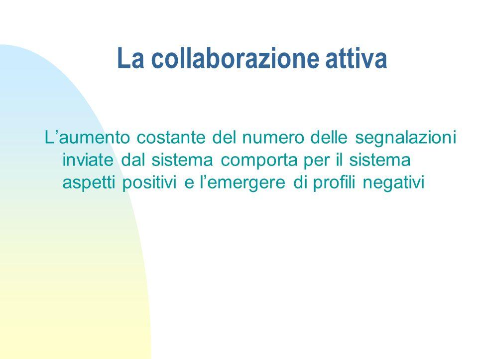 La collaborazione attiva