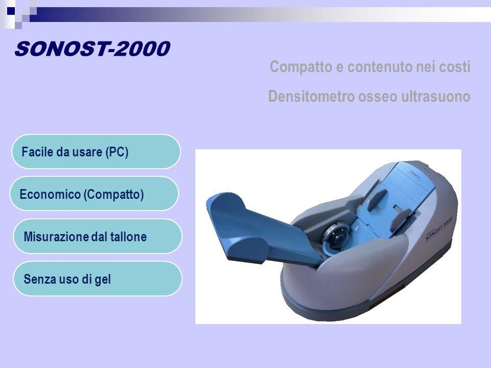 SONOST-2000 Compatto e contenuto nei costi