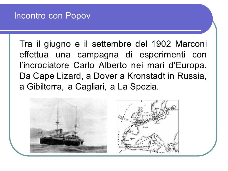 Incontro con Popov