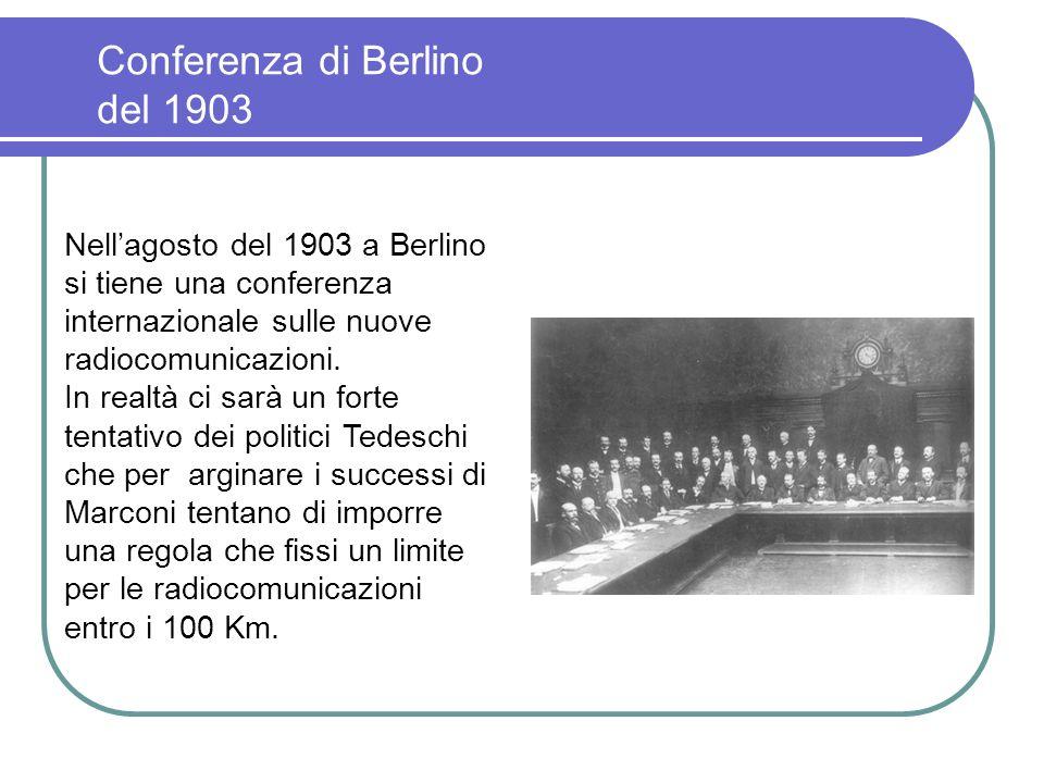 Conferenza di Berlino del 1903