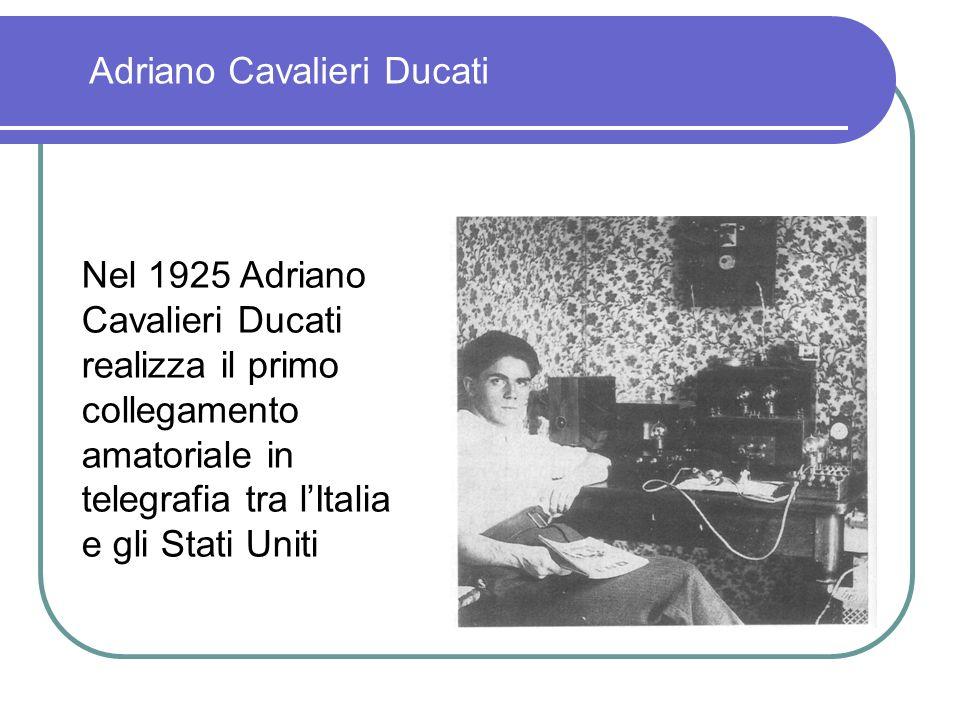 Adriano Cavalieri Ducati