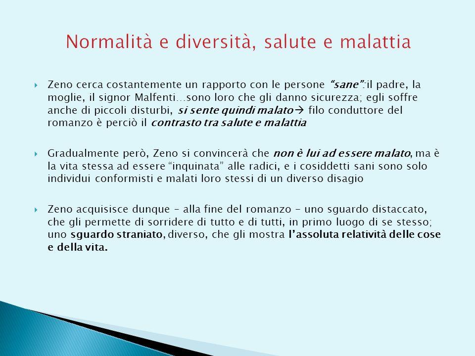 Normalità e diversità, salute e malattia