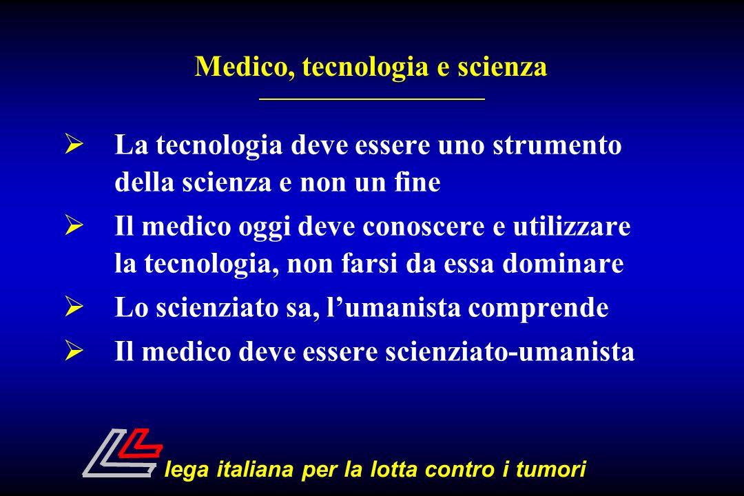 Medico, tecnologia e scienza