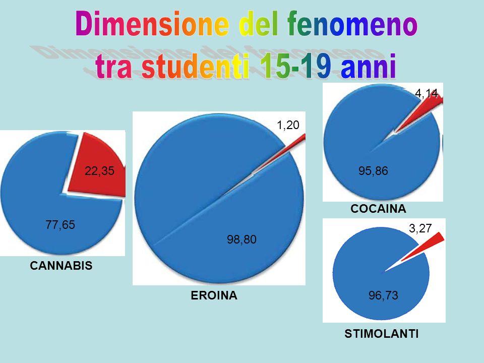 Dimensione del fenomeno