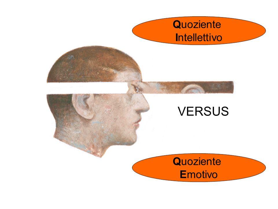 Quoziente Intellettivo VERSUS Quoziente Emotivo