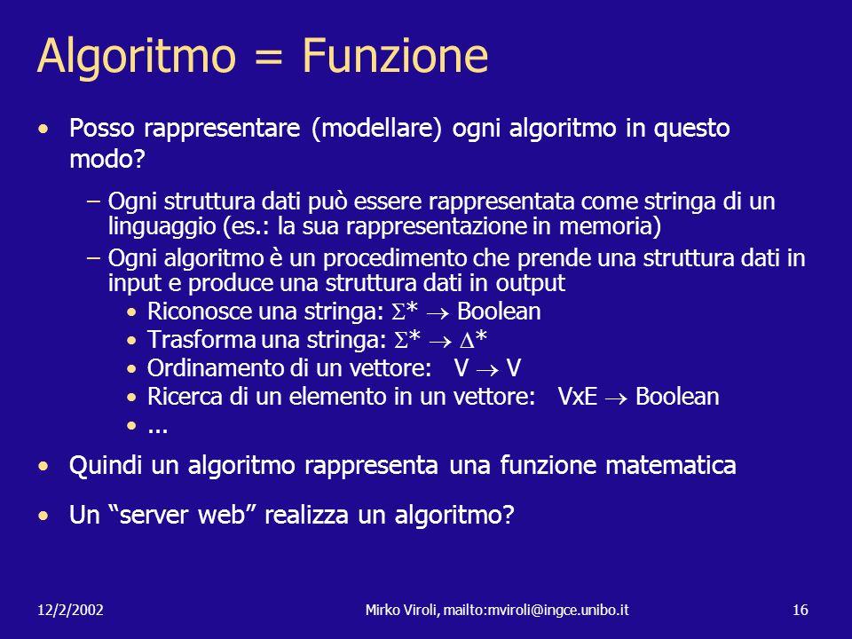 Mirko Viroli, mailto:mviroli@ingce.unibo.it