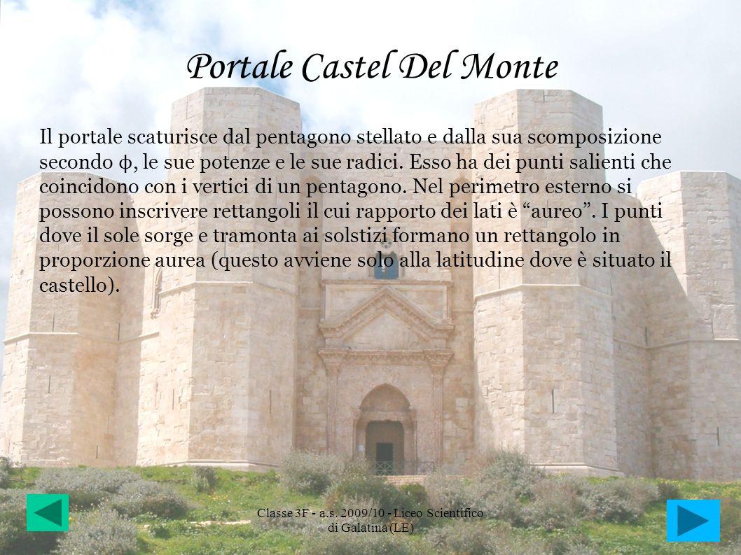 Portale Castel Del Monte