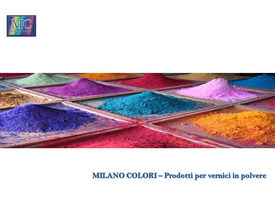 MILANO COLORI – Prodotti per vernici in polvere
