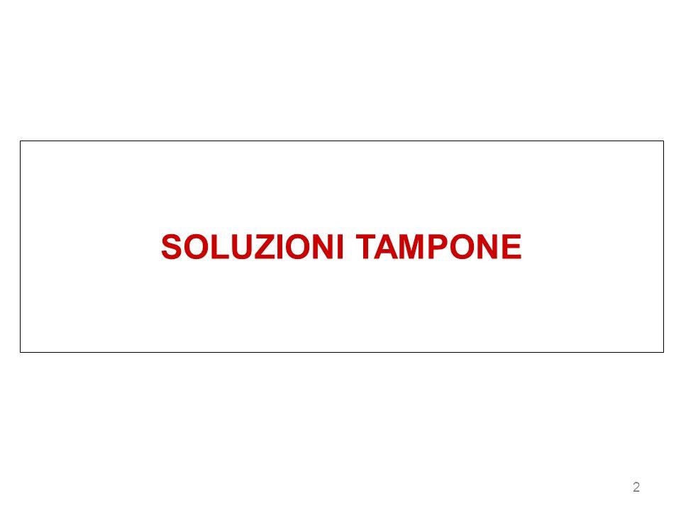 SOLUZIONI TAMPONE 2