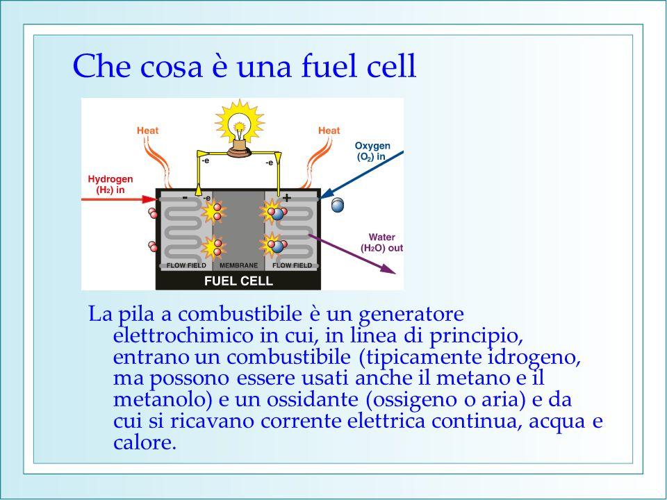 Che cosa è una fuel cell