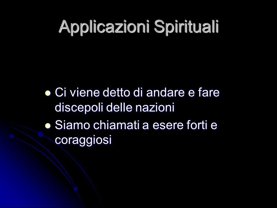 Applicazioni Spirituali