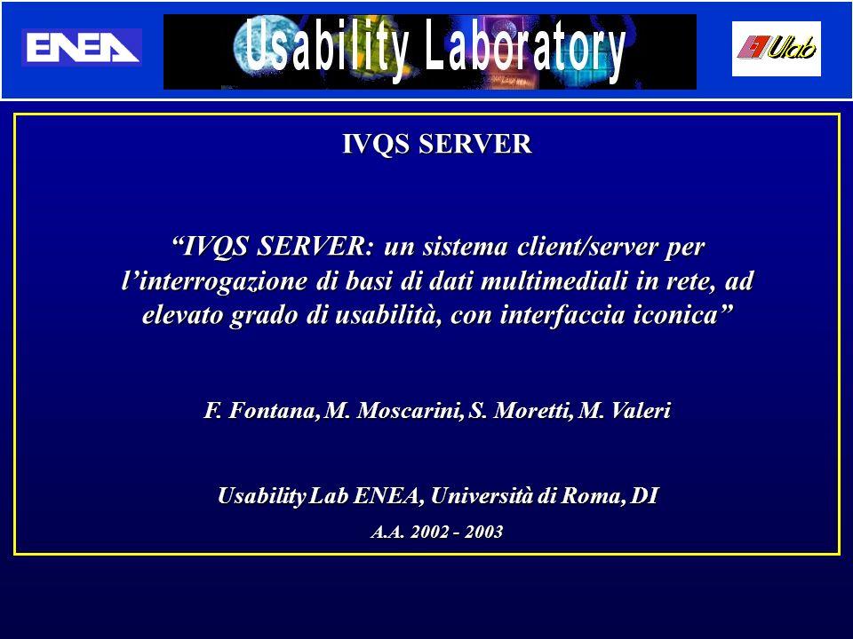IVQS SERVER