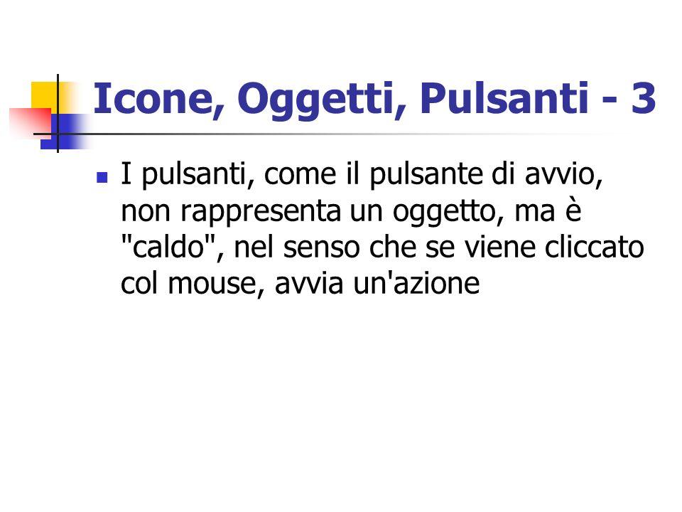 Icone, Oggetti, Pulsanti - 3