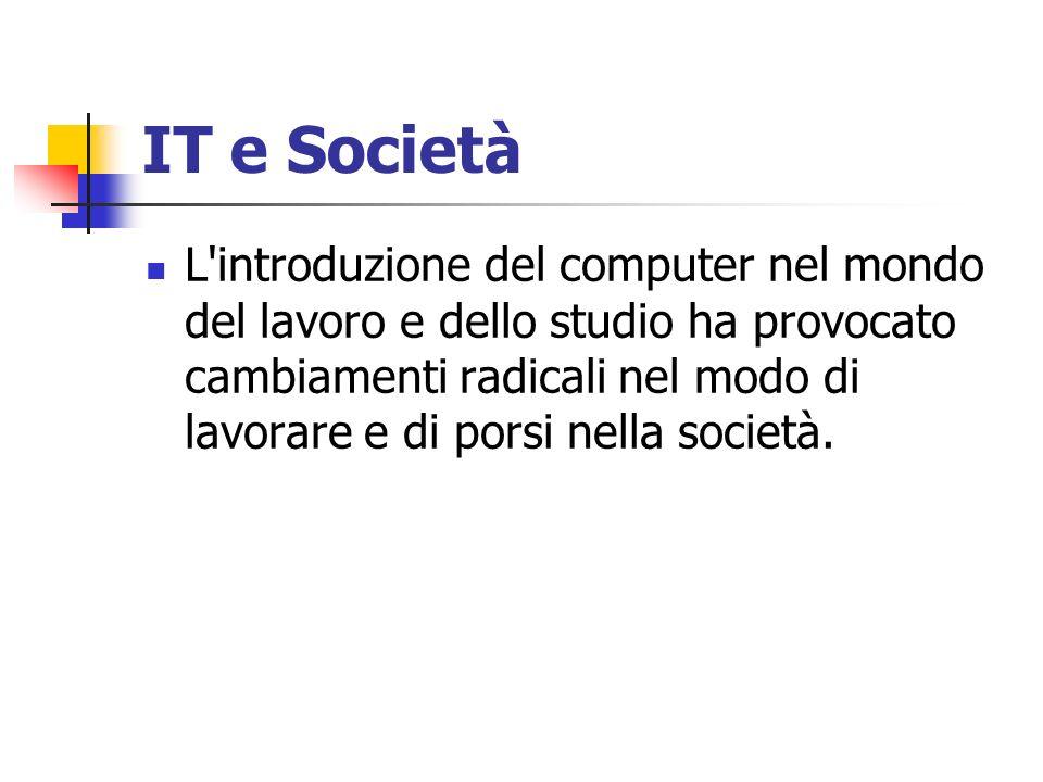 IT e Società