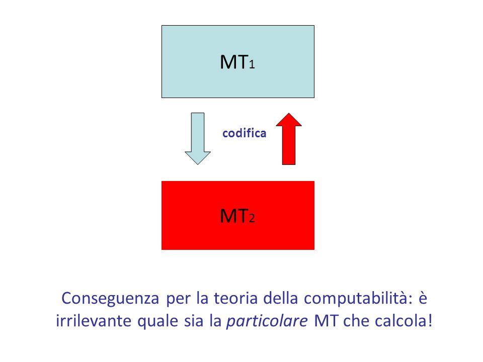 codifica MT1. MT2.