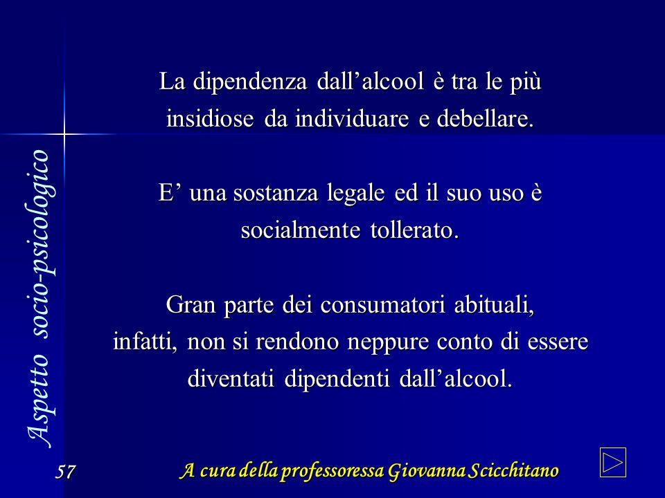 A cura della professoressa Giovanna Scicchitano