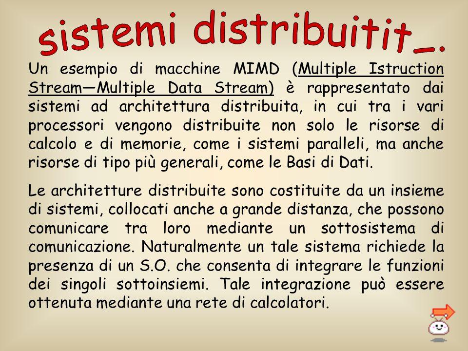 sistemi distribuititi