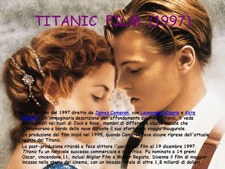 TITANIC FILM (1997)