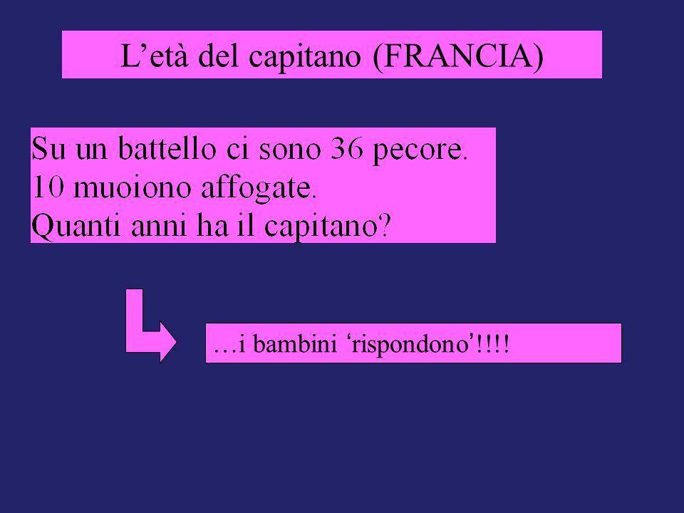 L'età del capitano (FRANCIA)