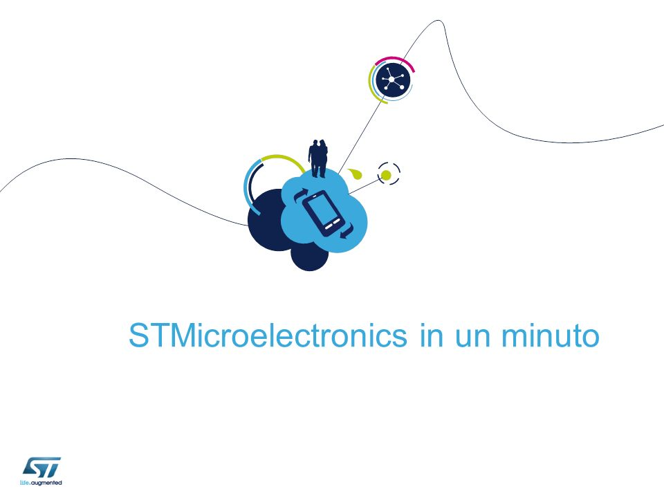 STMicroelectronics in un minuto