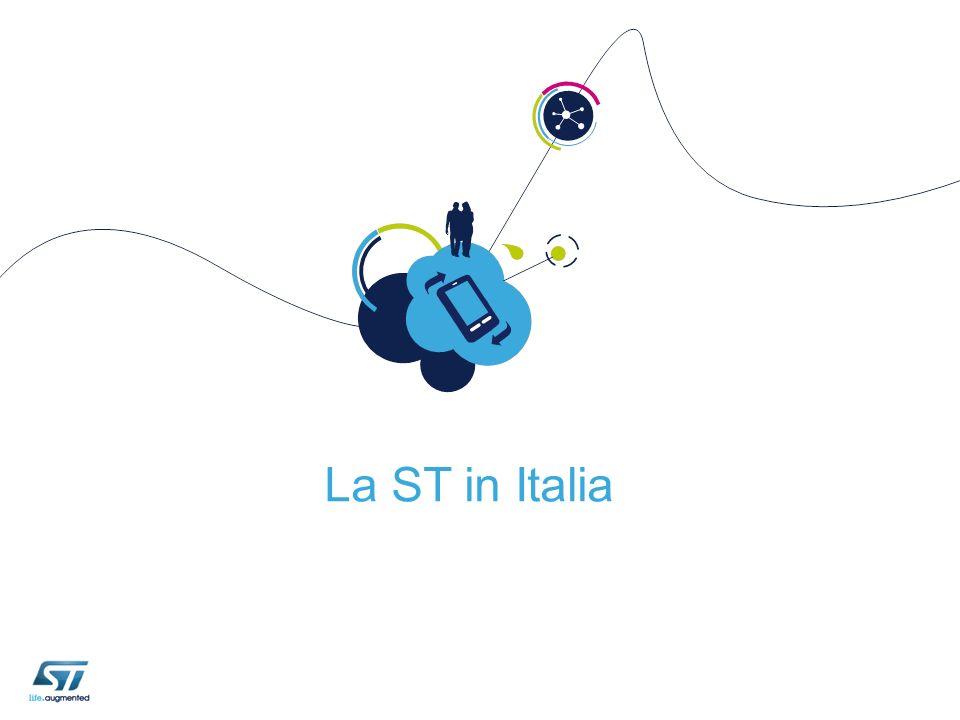 La ST in Italia