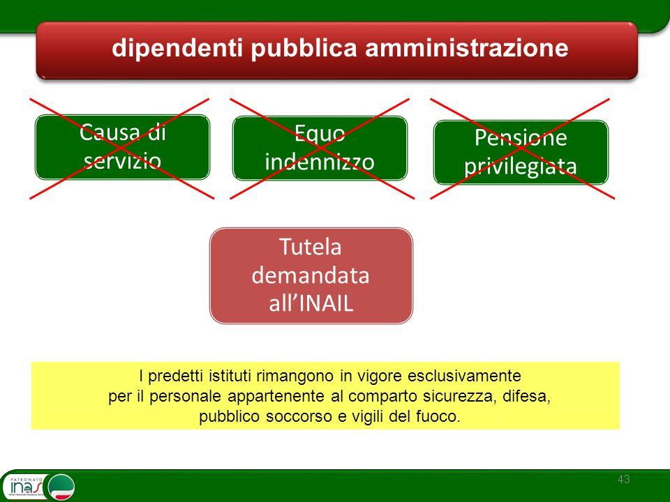 dipendenti pubblica amministrazione