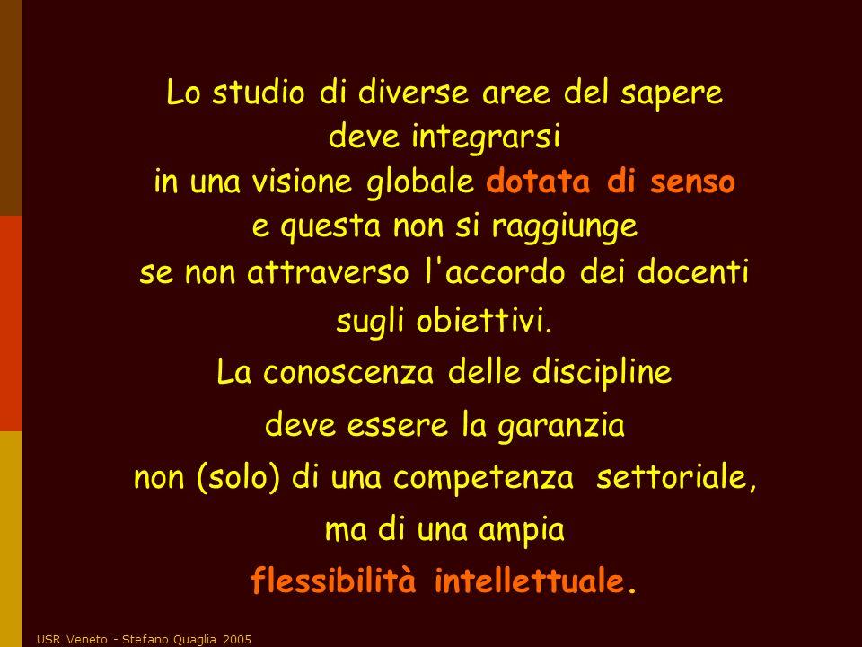 flessibilità intellettuale.