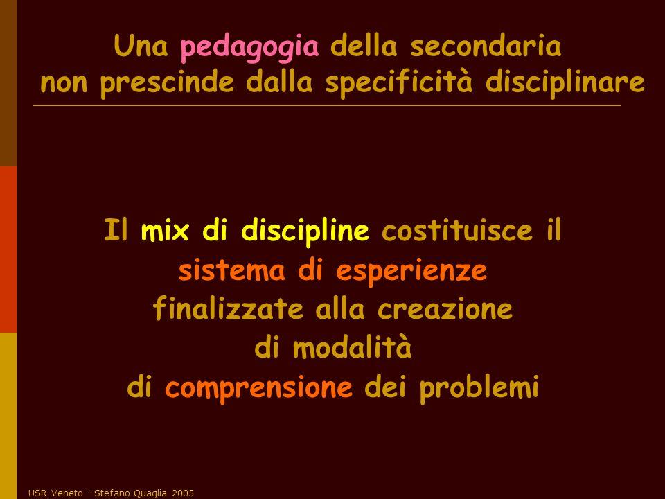 Una pedagogia della secondaria