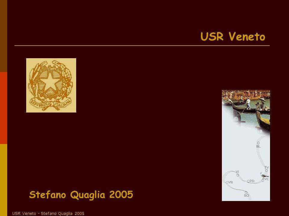USR Veneto Stefano Quaglia 2005