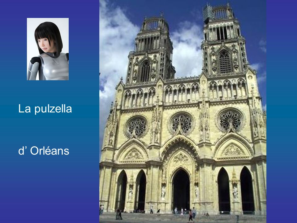 La pulzella d' Orléans